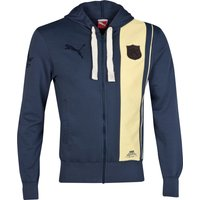 Arsenal Archives Zip Through Hooded Top