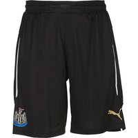 Newcastle United Home Shorts 2014/15 Kids