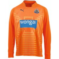 Newcastle United Away Goalkeeper Shirt 2014/15 Kids