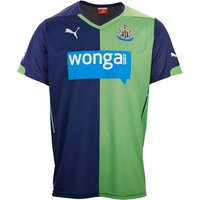 Newcastle United Third Shirt 2014/15