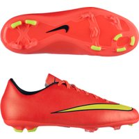 Nike Mercurial Victory V Firm Ground Football Boots - Kids Pink