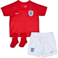 England Away Kit 2014 - Infants Red