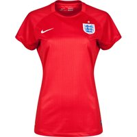 England Away Shirt 2014 - Womens Red