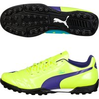 Puma evoPOWER 4 Astroturf Yellow