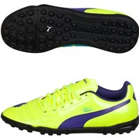 Puma evoPOWER 4 Astroturf - Kids Yellow