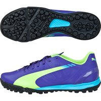 Puma evoSPEED 4.3 Astroturf - Kids Purple