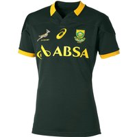 South Africa Springboks Home Test Jersey 2014/15 Green