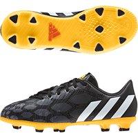 Adidas Predator Absolado Lz Firm Ground Football Boots - Kids Black