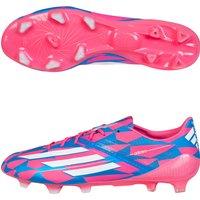 Adidas F50 adizero Firm Ground Football Boots Pink