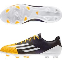Adidas F10 Messi Firm Ground Football Boots Orange