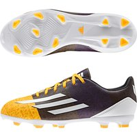 Adidas F10 Messi Firm Ground Football Boots - Kids