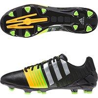 Adidas Nitrocharge 2.0 Firm Ground Football Boots Black
