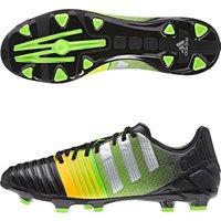 Adidas Nitrocharge 3.0 Firm Ground Football Boots Black