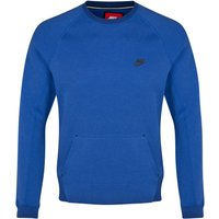Nike Tech Fleece Crew Royal Blue