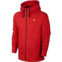 Nike AW77 FZ Hoody Red