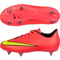 Nike Mercurial Victory V Soft Ground Football Boots - Kids Pink