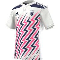 Stade Francais Rugby Union Home Shirt 2014/15 White