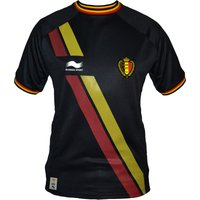 Belgium Away Shirt 2014 Black