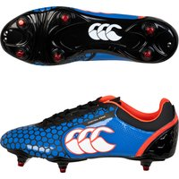 Canterbury Control Club Soft Ground Boot Blue