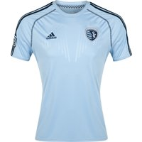 Sporting Kansas City Training Jersey Lt Blue