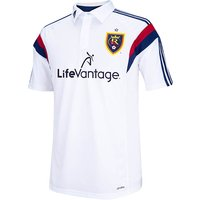 Real Salt Lake Climalite Polo White