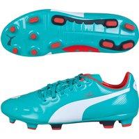 Puma evoPOWER 3 Firm Ground Football Boot Green