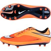 Nike Hypervenom Phatal Firm Ground Football Boots Orange