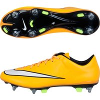 Nike Mercurial Veloce II Soft Ground-Pro Football Boots Orange