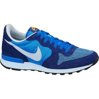 Nike Internationalist Trainers Sky Blue