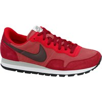 Nike Air Pegasus 83 Leather Trainers Red