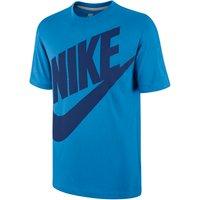 Nike Oversized Futura T-Shirt Sky Blue