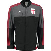 Ac Milan Anthem Jacket Black