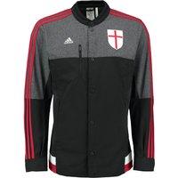 AC Milan Anthem Jacket Black