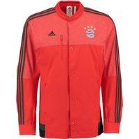 Bayern Munich Anthem Jacket Red