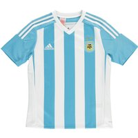 Argentina Home Shirt 2015 - Kids White