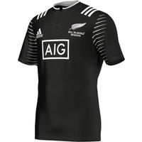 All Blacks Rugby 7s Home Shirt Black