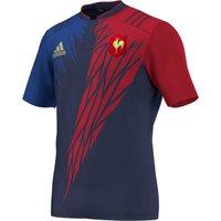 France FFR 7s Home Shirt 2015