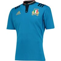 Italy Rugby Home Shirt Lt Blue