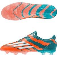 Adidas Messi 10.2 Firm Ground Football Boots Lt Blue