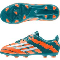 Adidas Messi 10.3 Firm Ground Football Boots - Kids Lt Blue