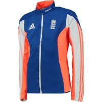 England Cricket Wind Jacket Royal Blue