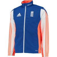 England Cricket Presentation Jacket Royal Blue