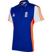 England Cricket Polo Royal Blue