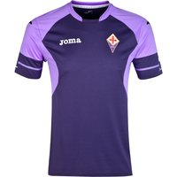 ACF Fiorentina Pre-Match Top Purple
