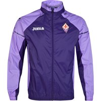 ACF Fiorentina Anthem Jacket Purple