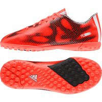 Adidas F10 Astroturf Trainers - Kids Red