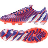 Adidas Predator Instinct Firm Ground Football Boots Red