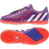 adidas Predator Absolado Instinct Astroturf Trainers - Kids Red