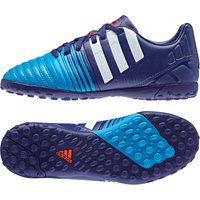 adidas Nitrocharge 3.0 Astroturf Trainers - Kids Purple