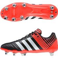 Adidas Regulate Kakari Soft Ground Rugby Boots Black